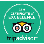 Strawlodge - Tripadvisor certificate of excellence